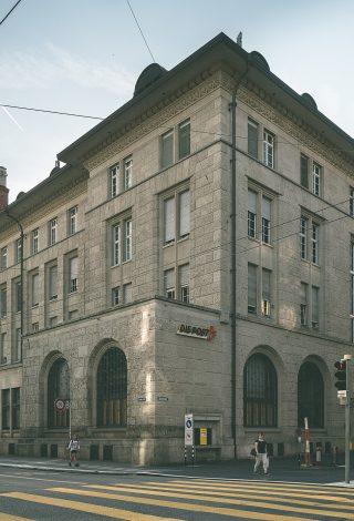 nbsg hauptpost  1004141 320x470 - Eröffnung Provisorium Bibliothek Hauptpost
