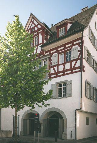 nbsg katharinen 1003946 320x470 - Stadtbibliothek St.Gallen (bis 2015 St.Galler Freihandbibliothek)